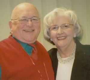 Photo of Kay and Jan Shinol
